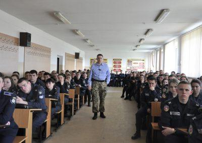 Курси кібербезпеки для курсантів Харківського Національного Університету Внутрішніх Справ