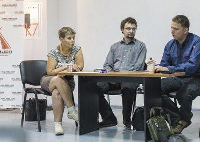 Чешские эксперты научат украинцев кибербезопасност, Чешские специалисты по кибербезопасности посетили Мариуполь