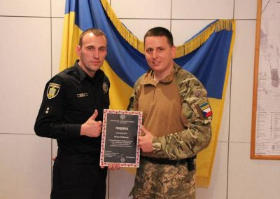 Community policing in Kherson: problems and perspectives