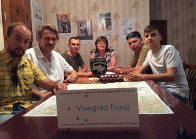 International Visegrad Fund Supports Cyber Security Training for the Donetsk and Luhansk Oblasts